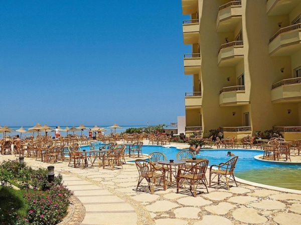 Magic Beach Hotel 4* Egipat Hurgada